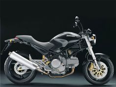 2001 & 2003 Ducati Monster 620 Dark...had some fun on these back in the day, first street bikes I popped wheelies on...