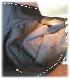 Aprende a coser una BANDANA de CHEF 🍜🍚🍝🍳🍲 — Steemit Bandana, Mascara, Poppies, Sewing Patterns, Stitch, Hats, Scrub Hats, Sewing Tutorials, Hair Streaks