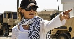 """The first woman to with an Oscar in Directing -Kathryn Bigelow for """"The Hurt Locker"""""""