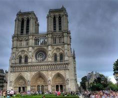 Paris Pictures: Notre-Dame Cathedral