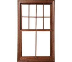 Jeld Wen Single Hung Vinyl Window 30 In X 48 In White