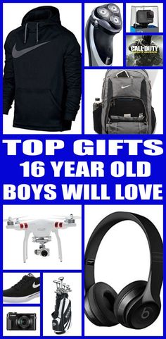 Find The Best Gifts For 16 Year Old Boys Teens Kids Would Love A Gift From This Ultimate Guide Electronics Games Toys And Non Toy