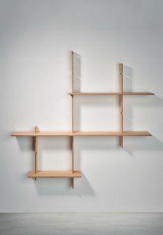 どう組み立てても美しい「黄金比の棚」の作り方 | roomie(ルーミー)