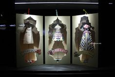 JY by Jasonyao Yao: DOLCE AND GABBANA ON BOND STREET Like this idea of life sized boxed dolls