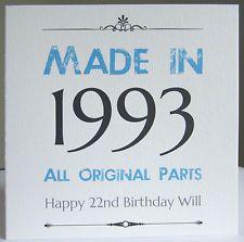 handmade birthday cards male - Google Search