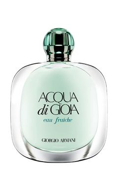 Giorgio Armani Acqua di Gioia eau fraiche. Come visit us at West Coast Duty Free for below retail pricing, plus you save the 12% sales tax. Westcoastdutyfree.com