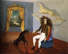 Leonora Carrington autoretrato