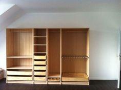 Stunning PAX Ikea Kleiderschrank Verkaufe einen PAX Ikea Kleiderschrank mit M L nge Top Zustand muss