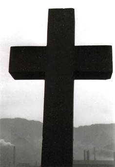 山本悍右 Nagasaki 1954 , Kansuke Ymamoto. ©Toshio Yamamoto.