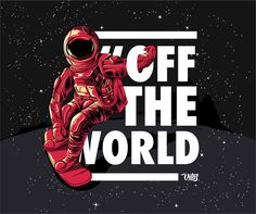 Off the World on Behance