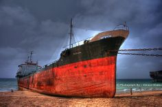 Gaddani Ship-breaking Yard, located 50 km northwest of Karachi, shot to international prominence in the early 1980s as the biggest ship breaking yard anywhere in the world. Ship-breaking had started there much before Pakistan's independence. But it registered spectacular growth after independence, enabling this industry to enter the club of top ship-breakers in the world by the mid-nineteen-sixties.