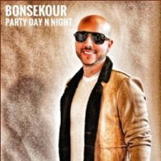 Montreal based Singer and Songwriter Bonsekour Inspires the Audience with his Positive Messages about Life in his Song 'Party Day N Night' #DancePopSong #LatestSong #SpotifyMusic #MontrealbasedSinger #Songwriter #Producer #Bonsekour