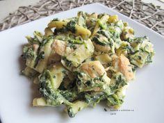 Feta, Spanakopita, Potato Salad, Food And Drink, Potatoes, Cooking, Ethnic Recipes, Blog, Kitchen