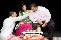 Patel Family's Baby Shower