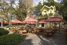 Porto Alegre, Brazil chale da praça xv