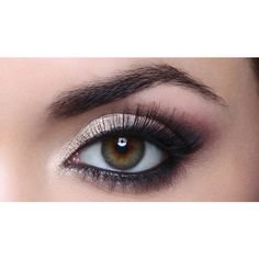 Classic Lift Eye Makeup ❤ liked on Polyvore featuring beauty products, makeup, eye makeup, eyes, beauty and make