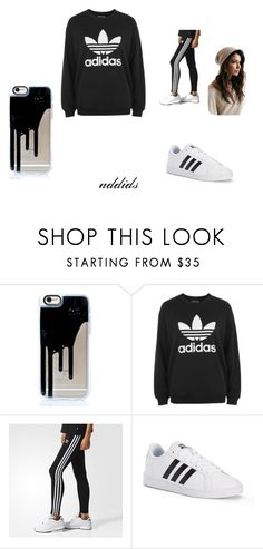 """addidas"" by samcollado on Polyvore featuring adidas"