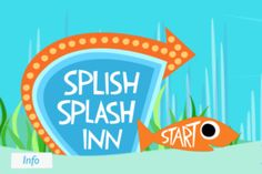 Splish Splash Inn ($0.99) 1. It's a great way to help toddlers and pre-schoolers on the pre-math skill of connecting numbers to actual quantities.  2. The illustrations are beautiful!   3. It takes place in an underwater hotel!  4. You can play Mary Had a Little Lamb on the starfish in room #5!  5. It's a great way to work with younger ones on teaching cause and effect.  6. It's a fun way to introduce your kids to new sea creatures.  7. The sea-creatures make music when you touch them.