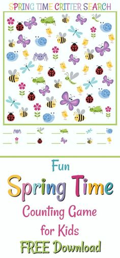 As spring arrives it Spring Activities, Science Activities, Teaching Kids, Kids Learning, Grateful Prayer, Thankful Heart, Pre K Curriculum, Free Games For Kids, Spring Time