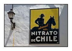 Nitrato de Chile - Trujillo, Caceres