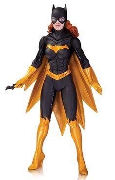 DC Comics Designer série 3 figurine Batgirl by Greg Capullo DC Collectibles