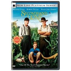 Secondhand Lions: I love this show! Such a cute, family flick!