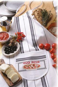 grembiule pizza
