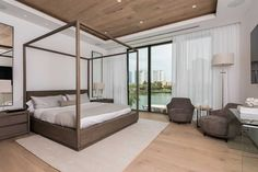 Miami Beach Home by Todd Michael Glaser