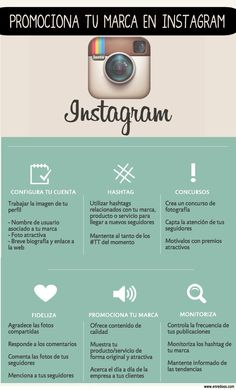 Promociona tu marca en Instagram