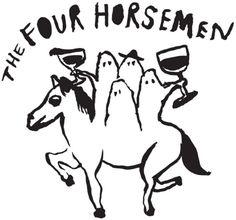 The Four Horsemen - natural wine bar in W'burg