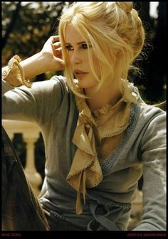 claudia schiffer, flawless