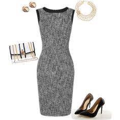 Work Outfit! #TheHappyWardrobe.com