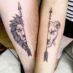Matching Couple Tattoos Ideas to Try 2019 Ein paar Tattoo-Ideen für 2019 Trendy Tattoos, Cute Tattoos, New Tattoos, Body Art Tattoos, Tatoos, Awesome Tattoos, Mini Tattoos, Lover Tattoos, Beautiful Tattoos