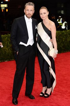 The 20 Most Stylish Couples at the 2014 Met Gala: Stella McCartney and Alasdhair Willis