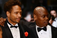 Gary Dourdan - 'As I Lay Dying' Premieres in Cannes