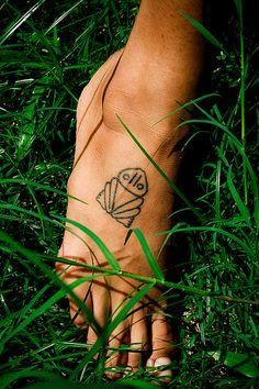 Muiraquitã tattoo