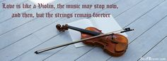 quotes about violinists and musicians   love is like a violin facebook cover
