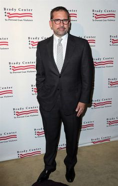 Steve Carrell attends the 3rd Annual Brady Gala at the Beverly Hills Hotel in Beverly Hills, Calif., on April 29, 2014