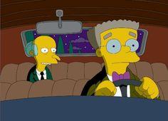 Mr. Smithers finalmente saldrá del closet en Los Simpsons