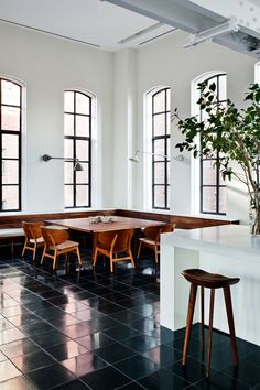 Fantastic Wooden chairs and windows. B L O O D A N D C H A M P A G N E . C O M: » 194