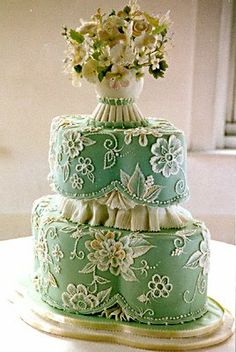 Colette Peters - Colette's Cakes, a specialty cake company in New York City