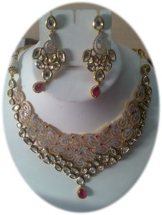 #elegant #Indian #Jewelry #necklace #fashion #accesory