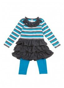 Tutu dress suit Blue
