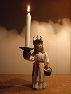 Sweet Lucia Candle Holder
