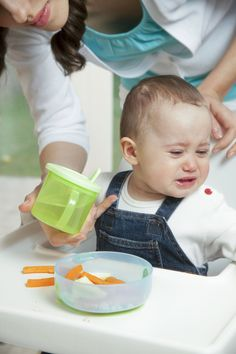 Parents don't enjoy dealing with a whiny baby or toddler. Learn what causes whining, how it differs from whining in older children and how to stop it.