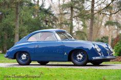 Porsche 356 Pre-A 1500 coupe, 1953