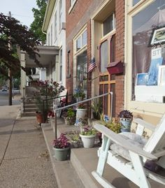 Voted one of the top 10 coolest small towns. Beautiful Streets, Beautiful Places, Missouri, Wisconsin, Michigan, Ste Genevieve, Small Town America, Travel Tags, Main Street