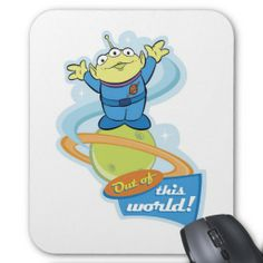 "==>>Big Save on          	Toy Story Alien ""Out of This World"" Mouse Pad           	Toy Story Alien ""Out of This World"" Mouse Pad In our offer link above you will seeDiscount Deals          	Toy Story Alien ""Out of This World"" Mouse Pad please follow the link to se...Cleck Hot Deals >>> http://www.zazzle.com/toy_story_alien_out_of_this_world_mouse_pad-144852443519465549?rf=238627982471231924&zbar=1&tc=terrest"