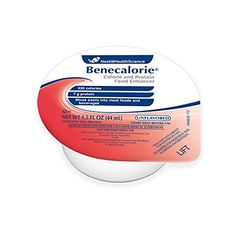 Benecalorie Calorie and Protein Food Enhancer is a great way to increase the calorie and protein content of many foods. Provides 330 calories, 7 g of high-quality protein and added vitamins C and E per 1.5 fl oz serving (44 mL). Mixes well into most foods and beverages and allows for flexible serving options.  #diabetessupplement #diabetescure #herbalsupplement #nutrition #diabetic