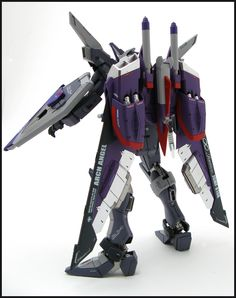 GUNDAM GUY: MG 1/100 Vicious Project Infinite Justice - Painted Build